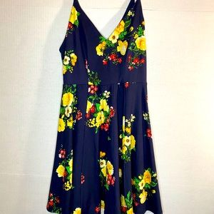 My Michelle size small floral dress